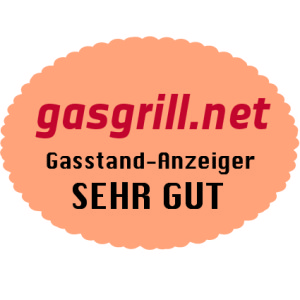 Gasstand-Anzeiger