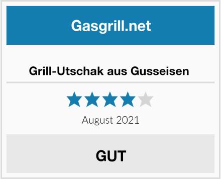 No Name Grill-Utschak aus Gusseisen  Test