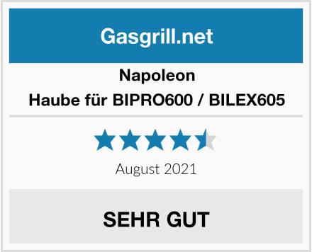 Napoleon Haube für BIPRO600 / BILEX605 Test