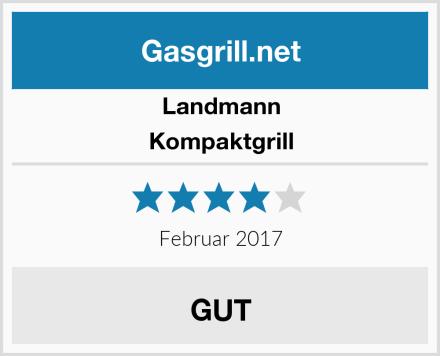 Landmann Kompaktgrill Test