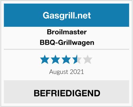 Broilmaster BBQ-Grillwagen Test
