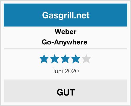 Weber Go-Anywhere  Test