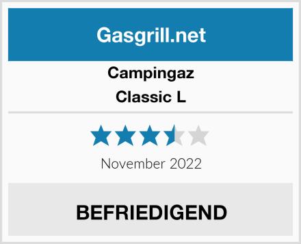 Campingaz Classic L Test