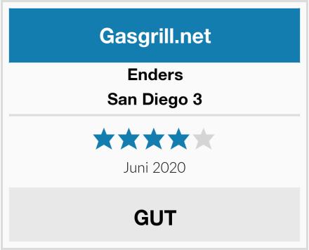 Enders San Diego 3 Test