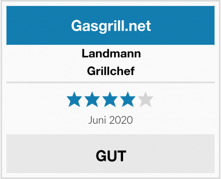 Landmann Grillchef Test