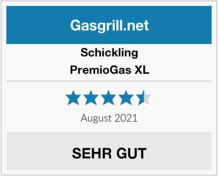 Schickling PremioGas XL Test