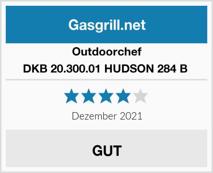 Outdoorchef DKB 20.300.01 HUDSON 284 B  Test