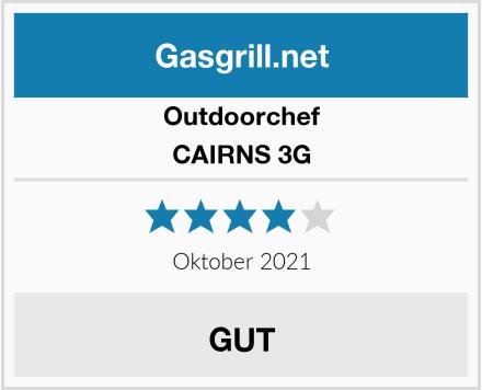 Outdoorchef CAIRNS 3G Test