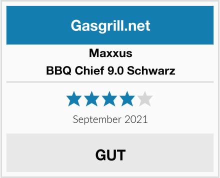 Maxxus BBQ Chief 9.0 Schwarz Test