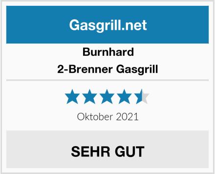Burnhard 2-Brenner Gasgrill Test