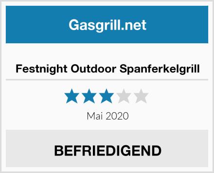 Festnight Outdoor Spanferkelgrill Test