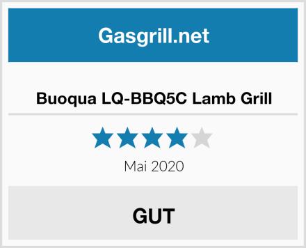 Buoqua LQ-BBQ5C Lamb Grill Test
