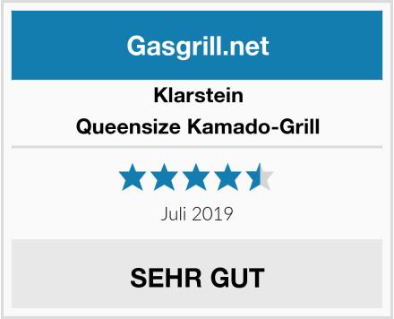 Klarstein Queensize Kamado-Grill Test
