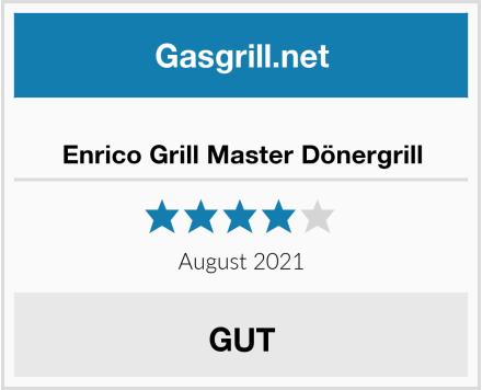 Enrico Grill Master Dönergrill Test