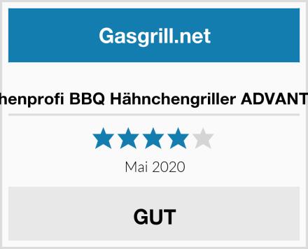 Küchenprofi BBQ Hähnchengriller ADVANTAGE Test