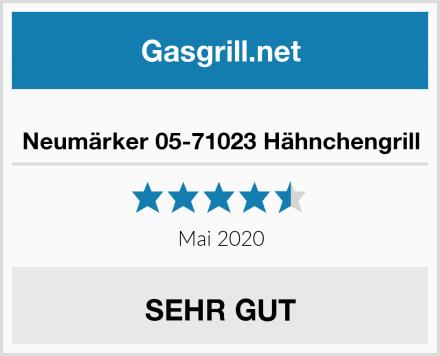 Neumärker 05-71023 Hähnchengrill Test