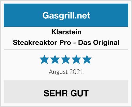 Klarstein Steakreaktor Pro - Das Original Test