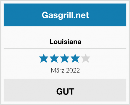 Broilcue BBQ Gasgrill Louisiana Test