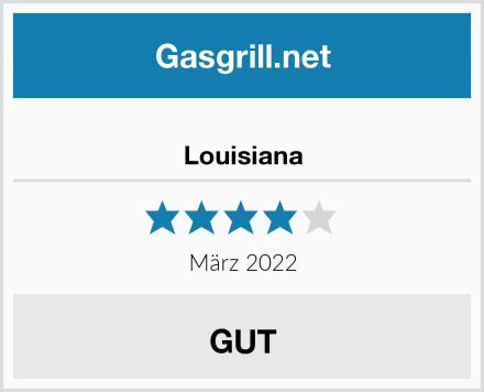 Broilcue Louisiana BBQ Gasgrill Test