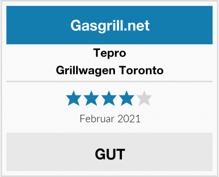 Tepro Grillwagen Toronto Test