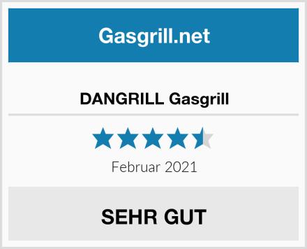 DANGRILL Gasgrill Test