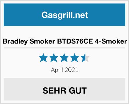 Bradley Smoker BTDS76CE 4-Smoker Test