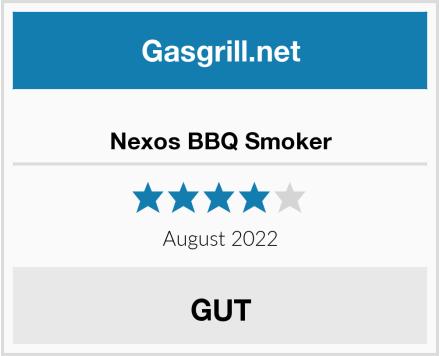Nexos BBQ Smoker Test