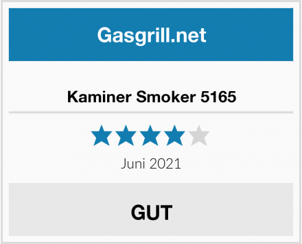 Kaminer Smoker 5165 Test