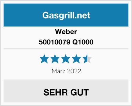 Weber 50010079 Q1000 Test