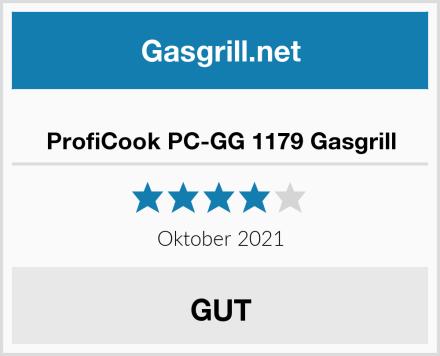 ProfiCook PC-GG 1179 Gasgrill Test