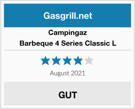 Campingaz Barbeque 4 Series Classic L Test
