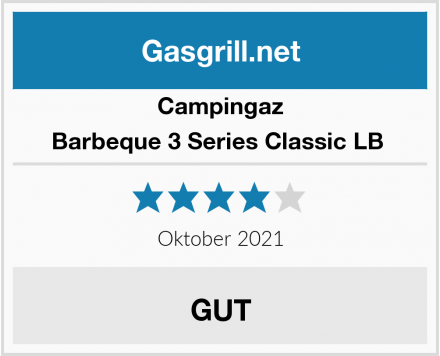 Campingaz Barbeque 3 Series Classic LB  Test