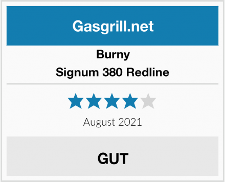 Burny Signum 380 Redline Test