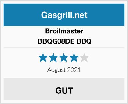 Broilmaster BBQG08DE BBQ Test