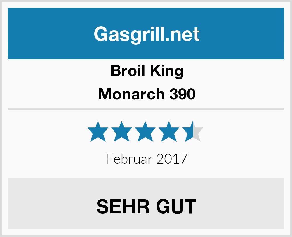broil king monarch 390 gasgrill test 2018. Black Bedroom Furniture Sets. Home Design Ideas