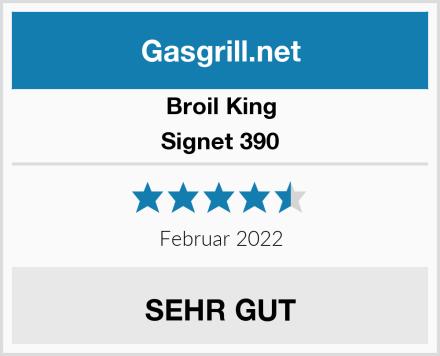 Broil King Signet 390 Test