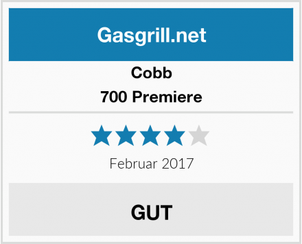 Cobb 700 Premiere Test