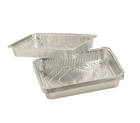 Dehner Grill-Alutropfschale 10 Stück