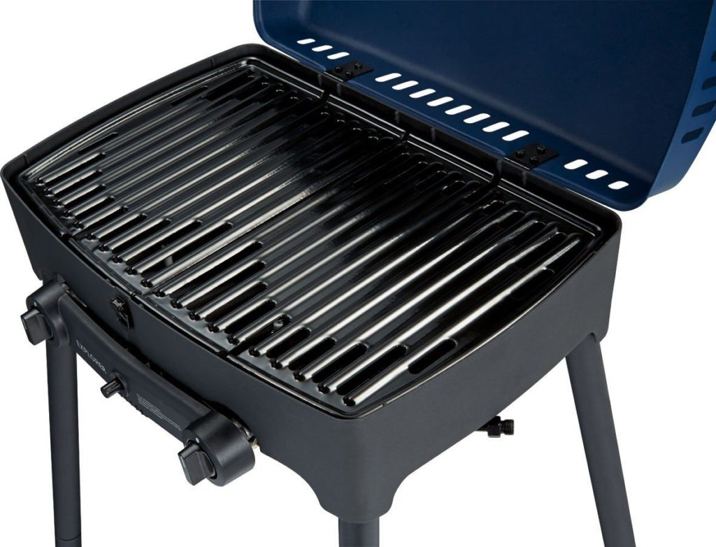 Enders Gasgrill Urban Pro : Enders explorer gasgrill test