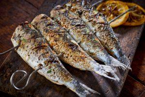 Fisch grillen mit dem Gasgrill