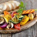 Vegetarisches Grillen – das kann auf den Grill