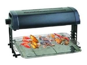 infrarotgrill test kleinster mobiler gasgrill. Black Bedroom Furniture Sets. Home Design Ideas