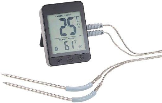 Rosenstein & Söhne Bluetooth-Grillthermometer