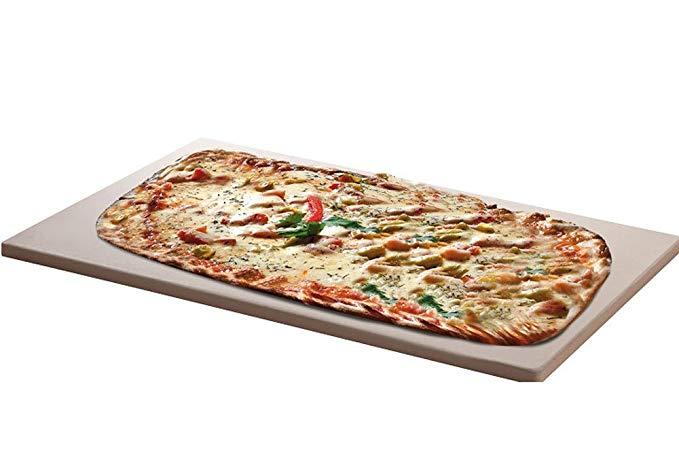 Pizzastein Für Gasgrill Landmann : Santos pizzastein xxl gasgrill test 2018 2019