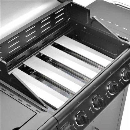 taino 4 1 bbq grillwagen gasgrill test 2018. Black Bedroom Furniture Sets. Home Design Ideas