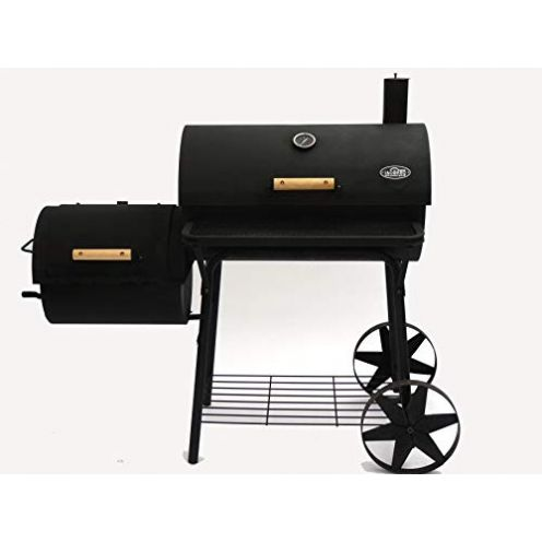 I&O BBQ Cajun Pro Smoker