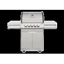 BBQ Master Master L Pro – Edelstahl Gasgrill
