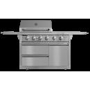 BBQ Master XL Premium - Edelstahl Gasgrill