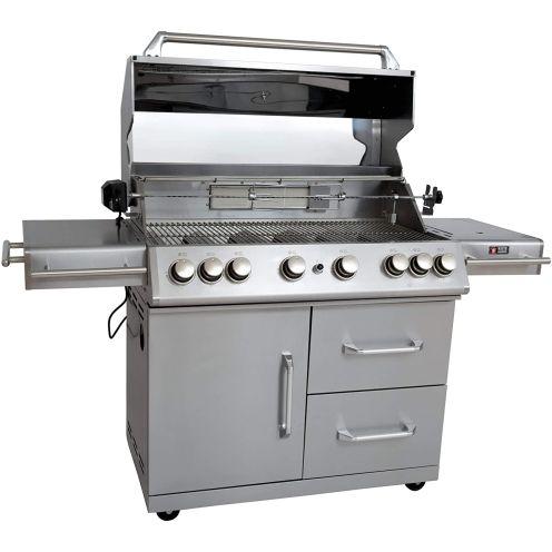 Mayer Barbecue ZUNDA Gasgrill MGG-362