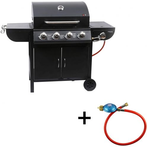 Mayer Barbecue ZUNDA Gasgrill MGG-541 Basic